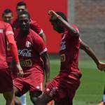 Selección peruana queda lista para enfrentar a Paraguay