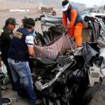 Suboficial PNP muere en accidente vehicular en Puno