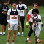 Selección Peruana inicia prácticas pensando en Paraguay