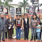 ANP unida y fuerte: ¡No a la impunidad! ¡No a la violencia!
