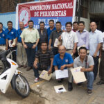 ANP capacitó a periodistas en Yurimaguas