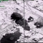 Rusia destruye 500 camiones y depósitos petroleros del EI (VIDEO)