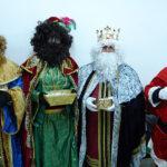Los Reyes Magos y Papá Noel abren cuenta en Twitter