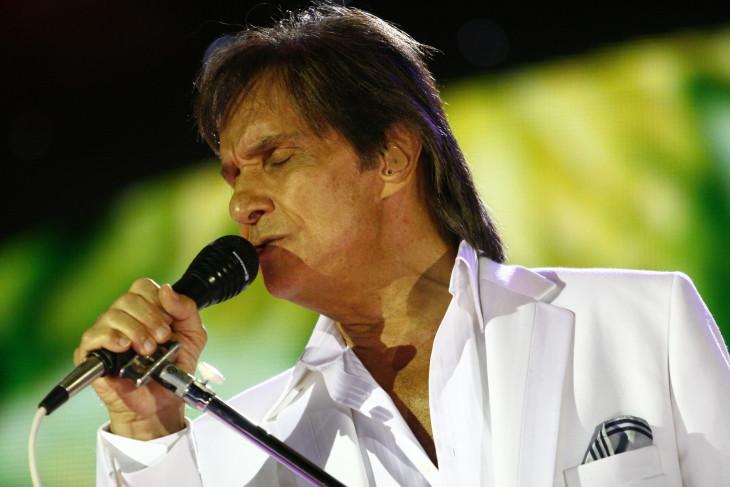 Show Roberto Carlos