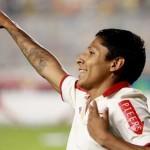Universitario vence 2-0 a Sport Huancayo con doblete de Raúl Ruidíaz