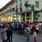 Tres sismos de magnitudes 5 y 4,5 sacuden Perú en menos de 4 horas