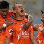 César Vallejo golea 3-0 a Garcilaso y jugará la Copa Libertadores