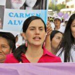 Verónika Mendoza asistirá a conferencia anticorrupción