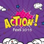 Action Fest: Festival reunirá a fans en Compu Palace