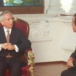 Ministro de Justicia respalda posición peruana ante Chile