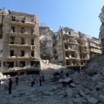 Rusia halla fosas comunes en Alepo con decenas de cuerpos mutilados