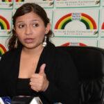 Bolivia: Ministra de Salud acepta disculpas de Evo Morales