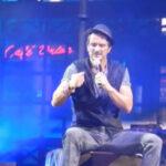 Ricardo Arjona dio emotivo concierto en Lima