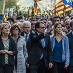 Iniciativa independentista catalana queda en manos de la justicia
