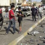 Irak: 26 muertos en atentado suicida y bombardeo de coalición