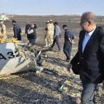 EEUU no descarta bomba de Estado Islámico en avión ruso siniestrado