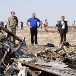 Rusia no descarta atentado terrorista contra avión siniestrado