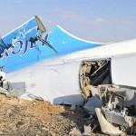 Egipto: Avión ruso se habría destruido en pleno vuelo
