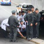 Seguridad ciudadana: ¿Qué hacer si se está en una balacera?