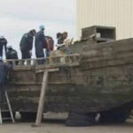 Japón: Aparece flota de barcos fantasmas con 20 cadáveres (VIDEO)