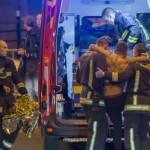 Atentado en París: Balearon a rehenes en el piso