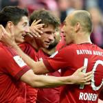 Bundesliga: Bayern Múnich se despunta con goleada de 4 a 0 al Stuttgart