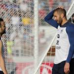 Karim Benzema imputado por chantaje sexual a Mathieu Valbuena