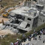 Israel: Tribunal supremo autoriza demolición de casas de palestinos