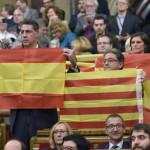 Parlamento catalán inició proceso de independencia de España (VIDEO)