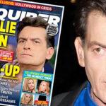 Charlie Sheen revelaría que es portador de VIH