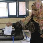 Egipto termina primera vuelta de legislativas