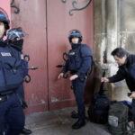Francia: Hallan cinturón de explosivos similar al usado en atentados