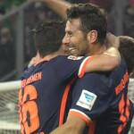Claudio Pizarro marca su primer gol con Werder Bremen (VIDEO)