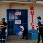 Villa El Salvador: Clausuran boticas informales