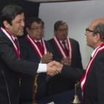CNM toma juramento a nuevo consejero Hebert Marcelo Cubas