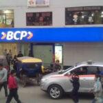 Comas: Asaltan banco en la avenida Túpac Amaru