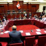 Congreso: Suspenden convocatoria a sesión de Comisión Permanente