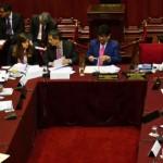 Congreso: Debatirán proyecto de ley de presupuesto 2016
