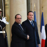Cameron: Junto con Francia enfrentaremos al demonio terrorista