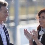 Argentina: Cristina Kirchner recibirá el martes a Mauricio Macri