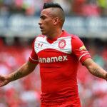 ¿Por qué Christian Cueva no puede jugar la Libertadores con Toluca?