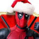 Deadpool: Película de Marvel ya celebra la navidad