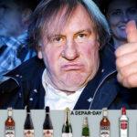 "Gérard Depardieu admite alcoholismo: ""Es muy triste"""