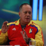 Cabello califica de 'secuestro' detención de familiares de Maduro en EEUU