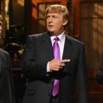 Donald Trump se presenta en Saturday Night Live en busca de votos