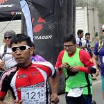 Duatlón: cientos de deportistas compitieron en Chaclacayo