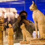 Egipto: Impiden salida de contrabando de 1,124 piezas arqueológicas