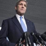 Kerry en Emiratos para abordar conflicto sirio con homólogo saudí