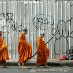 Tailandia: Cae red de prostitución de menores que servía a monjes budistas