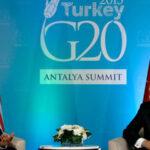 Erdogan pide no mezclar terrorismo con situación de refugiados